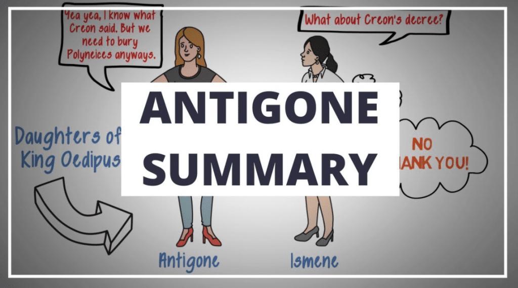 Antigone Summary